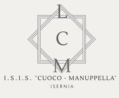 """ISIS """"Cuoco Manuppella"""" – Istituto di Istruzione Secondaria di II Grado Logo"""