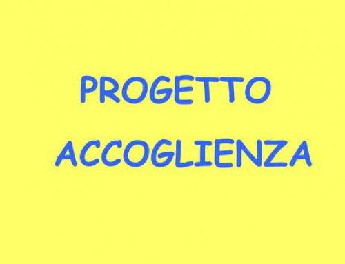 ATTIVITÀ RELATIVE AL PROGETTO ACCOGLIENZA 2019-2020