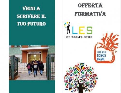 Liceo Linguistico, Liceo Scienze Umane, Liceo opzione economico sociale VINCENZO CUOCO