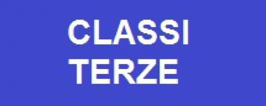 """PUBBLICAZIONE CLASSI TERZE LICEO ARTISTICO """"G. MANUPPELLA"""""""