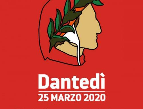 IL CONTRIBUTO DEL NOSTRO ISTITUTO AL DANTEDÌ – 25 marzo 2020